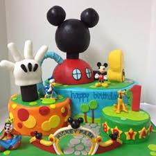 mickey mouse birthday cake 3 mickey