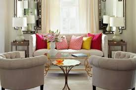Wall Decorating Ideas For Living Room Living Room Attractive Square Mirror Wall Decor Ideas Fabric