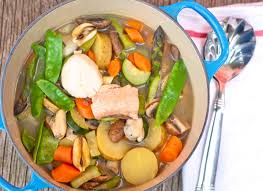 cuisine pot au feu fridays with dorie seafood pot au feu eat live travel