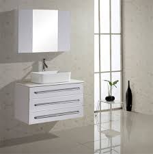 32 Bathroom Vanity Virtu Usa Ivy 32 Single Bathroom Vanity Set In White Bathtubs Plus