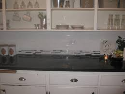 black back splash good 12 black granite glass mixed backsplash