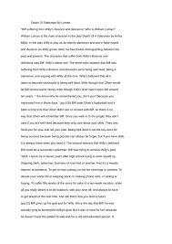 death of salesman essay   Template Template   Just another WordPress site