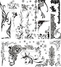 various ornaments by kas24 graphicriver