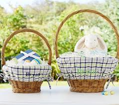 personalized easter basket liners easter baskets for kids popsugar