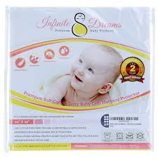 Baby Crib Memory Foam Mattress Topper amazon com premium baby crib mattress pad cover high quality