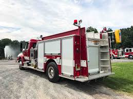 2003 pierce contender international pumper used truck details