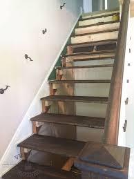 Oak Banister Makeover Staircase Makeover Hometalk