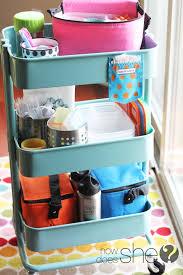 ikea raskog cart organization home organization tips to get your home organized organizations