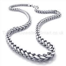 titanium curb chain necklace images Curb mens titanium necklace 19424 121 titanium jewellery uk jpg