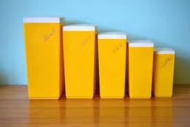 Design For Kitchen Canisters Ceramic Ideas Excellent Yellow Kitchen Canisters Ideas Sets Pale And Utensil
