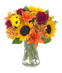 sunflower bouquets the warmth of gratitude bouquet at from you flowers