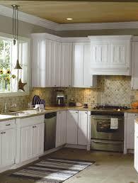 white kitchen backsplash ideaforgestudios