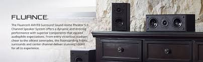 Dynamic Home Decor Dynamichometheater Com Rated 4 5 Amazon Com Fluance Avhtb Surround Sound Home Theater 5 0 Channel