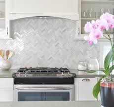 porcelain tile backsplash kitchen white kitchen with gray plank porcelain tile floor transitional