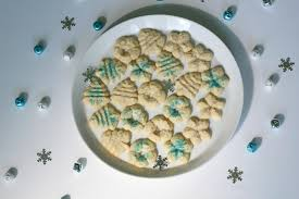 an uncomplicated life blog spritz christmas cookies