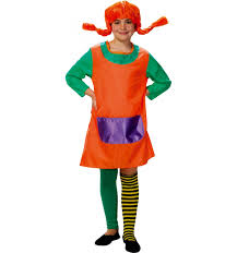 Pippi Longstocking Halloween Costumes Halloween Costumes Kids Minions