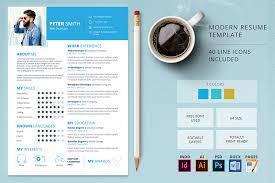 modern resume 2017 template free modern resume template design3edge com