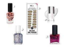 fashion over 30 part 4 glitter nail polish and trendy denim jk