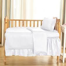 buy 100 pure soft silk crib bedding set in lilysilk