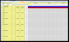 Free Gantt Chart Excel Template Gantt Chart Excel Template Vnzgames