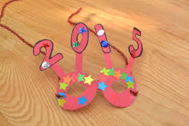 new year kids crafts part 28 pick ease home decorating