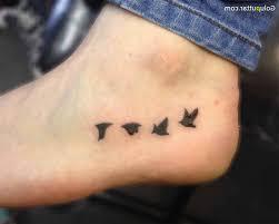 small bird tattoos on 65 bird ankle tattoos ideas
