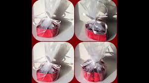 diy valentine day kids craft small candy basket valentine