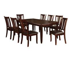 furniture of america frederick 9 piece dining table set review