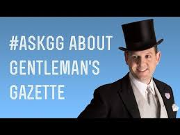 gentleman s ask me anything about gentleman s gazette 100 000 youtube