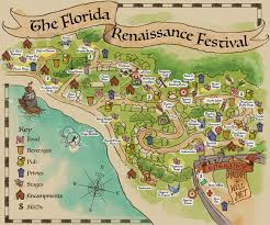 Keys Florida Map by Interactive Map Florida Renaissance Festival
