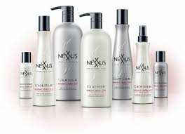 Nexxus Color Assure Pre Wash Primer - amazon com nexxus shampoo color assure white orchid extract 13 5