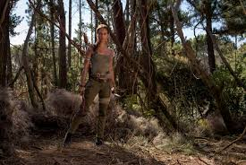 Alicia Vikander Robot Movie by Alicia Vikander Steps Into Lara Croft U0027s Boots In First Official