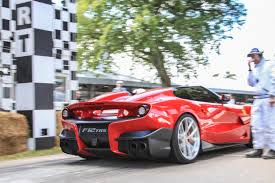Ferrari F12 America - 10 one off ferraris that you might not know about drivetribe