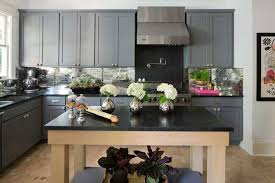 what color compliments gray cabinets countertop ideas for gray kitchen cabinets