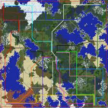 Map Size Comparison Some Plans For Gamma U2013 Minecart Rapid Transit