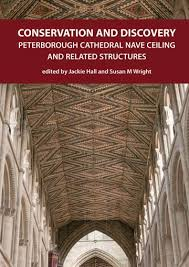 Conservation and discovery  Peterborough Cathedral nave ceiling