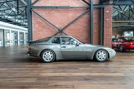 porsche 944 rally 1989 porsche 944 s2 race car richmonds classic and prestige