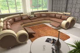 u shaped leather sofa lovable large leather sofa u shaped sofas leather uk most unique amp
