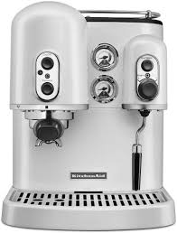 pro line kitchenaid espresso maker u0026 cappuccino machine multiple