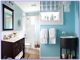 Bathroom Color Schemes by Blue And Brown Bathroom Dact Us