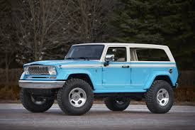 jeep wheels and tires this jeep chief is a surfin u0027 good time with off road wheels and tires