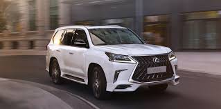 first lexus model lexus lx superior more aggressive model revealed in russia