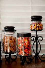 Bathroom Apothecary Jar Ideas Colors Vintage Skull Arsenic Poison Label Candy Jar In The Kitchen