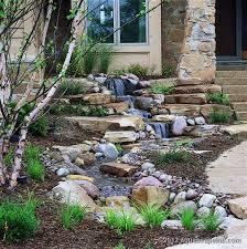 Pond In Backyard by Top 25 Best Backyard Waterfalls Ideas On Pinterest Garden