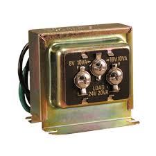 doorbell transformer heathzenith