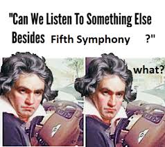 Beethoven Meme - fifth of beethoven tumblr