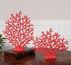 compact coral home decor 125 coral home decor accessories color