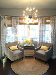 The Bay Living Room Furniture This Is One Of My Favorite Spots In My Home My Bay Window With Two