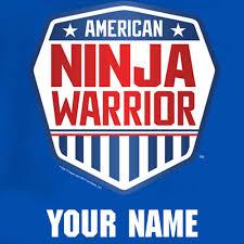 Custom Aprons For Men Personalized American Ninja Warrior Toddler Royal Blue T Shirt