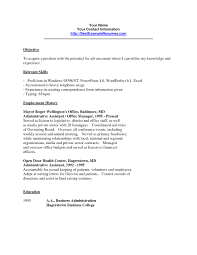 Sample Resume For Clerical by Sample Office Clerk Resume Resume For Your Job Application